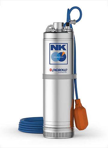 Насос для колодца PEDROLLO NKm 4/6-GE, 80м, 120л/мин.