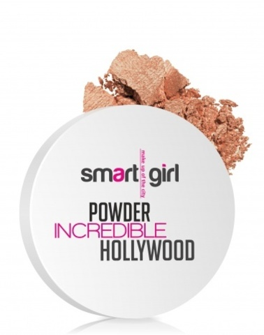 BelorDesign Smart Girl Пудра с бронзирующим эффектом INCREDIBLE HOLLYWOOD тон 2