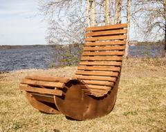 Кресло-качалка садовая 1-местная