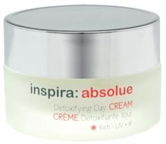 Detoxifying Day Cream Rich - Детоксицирующий обогащенный липидами дневной крем