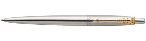 Parker Jotter Core - Stainless Steel GT, шариковая ручка, M