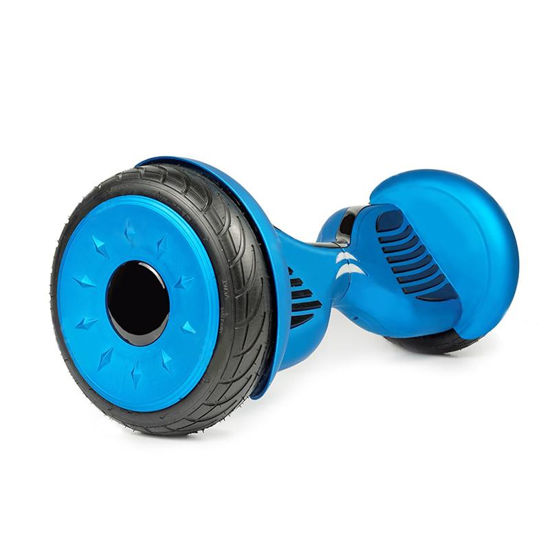 Smart Balance 10,5  Premium синий (самобаланс + приложение + Bluetooth-музыка + сумка)
