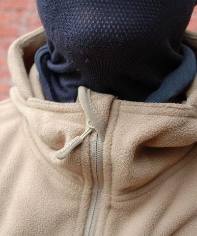 Куртка флисовая «ДОЗОРНЫЙ-2» с мембраной (Олива)