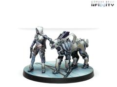 ALEPH - Andromeda, Sophistes of the Steel Phalanx (Submachine gun)