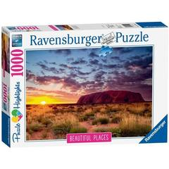Puzzle -Ayers Rock                1000p