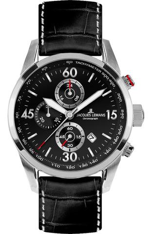 Купить Наручные часы Jacques Lemans 40-6A по доступной цене