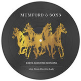 Mumford & Sons ‎/ Delta Acoustic Sessions (Picture Disc)(10' Vinyl EP)