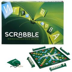 Mattel  Классическая игра SCRABBLE (Y9618)