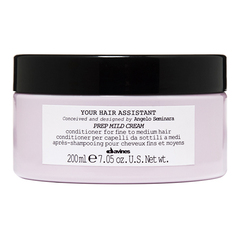 Davines Your Hair Assistant Prep Mild Cream - Мягкий кондиционер для подготовки волос к укладке 200мл