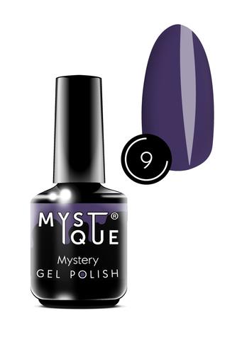 Mystique Гель-лак #9 «Mystery» 15 мл