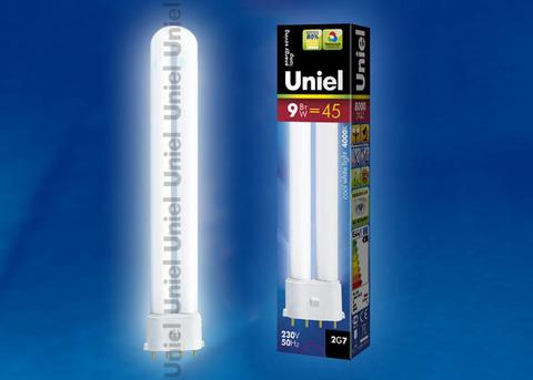 ESL-PL-9/4000/2G7 Лампа энергосберегающая. Картонная упаковка