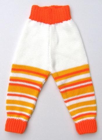 Детские вязаные штанишки 560 в интернет-магазине Дочкам-сыночкам