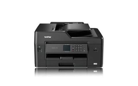 МФУ Brother MFC-J3530 - А3, цветное струйное, 35/27 стр/мин, 128Мб, факс, дуплекс, ADF50, WiFi, LAN (MFCJ3530DWR1)