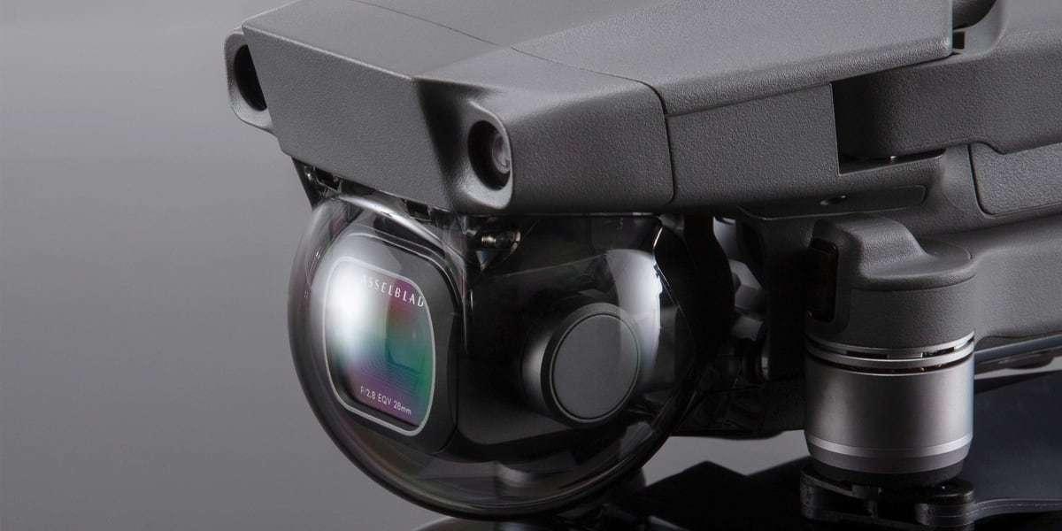 Защита подвеса DJI Mavic 2 Pro Gimbal Protector (Part15) на дроне