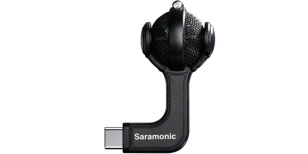 Стереомикрофон Saramonic G-Mic Kit для камер GoPro без шумоподавителя