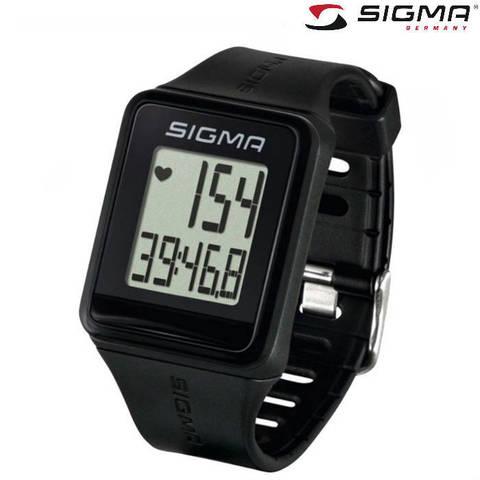 Часы спортивные SIGMA ID.GO BLACK 24500