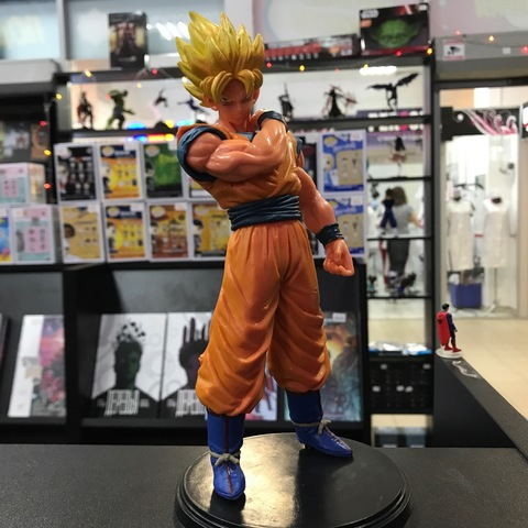 Фигурка Dragon Ball Z Resolution Of Soldiers Son Gokou (красный костюм)