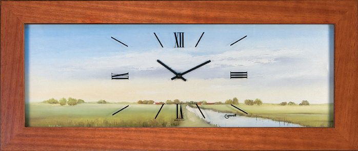 Часы настенные Lowell 05631
