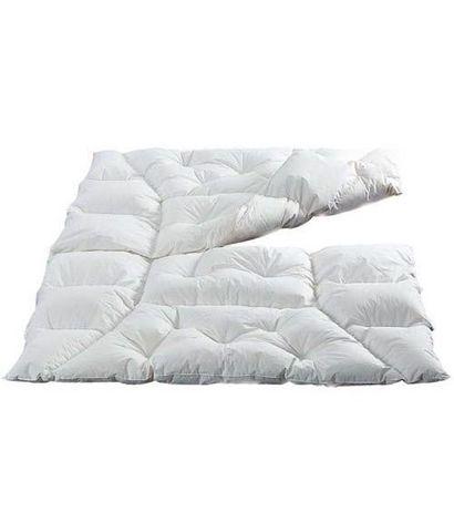 Одеяло пуховое всесезонное 200х200 Dorbena Easy Wash