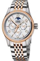 Мужские швейцарские часы Oris 01 582 7678 4361-07 8 20 32