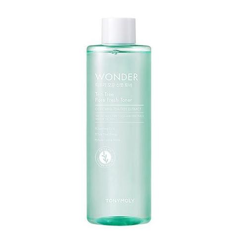 Тонер TONYMOLY Wonder Tee Tree Pore Fresh Toner 500ml