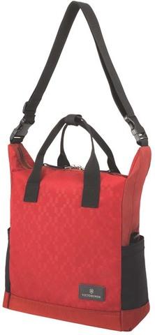 Сумка наплечная VICTORINOX Altmont™ 3.0 Two-Way Day Bag, красная, нейлон Versatek™, 32x13x38 см, 15л