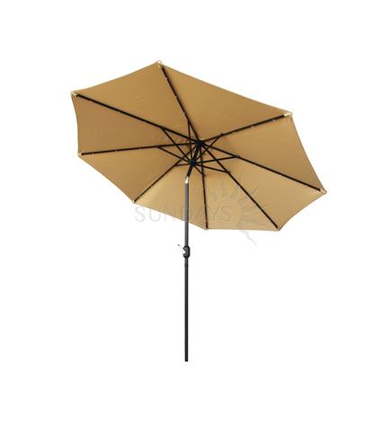Садовый зонт с подсветкой Sundays XT4013L 3м