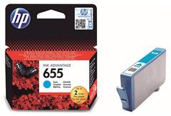 Картридж HP 655 Cyan (CZ110AE)