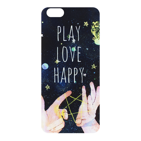 Чехол для Iphone 6/6s Play Love Happy