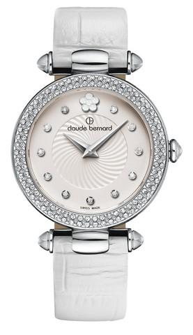 Купить женские наручные часы Claude Bernard 20504 3P APN2 по доступной цене