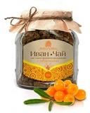 Чайный напиток Иван-Чай, Сибирский Кедр, с облепихой, 80 г.