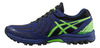 Непромокаемые беговые кроссовки для мужчин для пересеченной местности, грунта и асфальта Asics Gel-FujiAttack 5 G-TX
