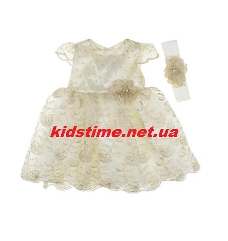 Платье на крещение девочке