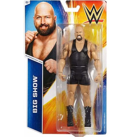 Биг Шоу. Бойцы WWE