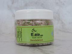 Морская соль для ванны c ароматом сандалового дерева ElaiaSpa