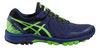 Мужские кроссовки внедорожники Asics Gel-FujiAttack 5 G-TX T631N 9085 синие фото
