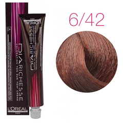 L'Oreal Professionnel Dia Richesse 6.42 (Лесной орех) - Краска для волос