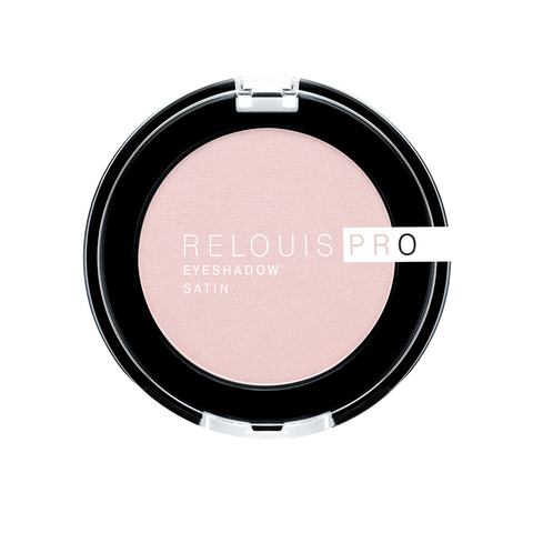 Relouis pro Тени для век Eyeshadow Satin тон 32 Rose quartz