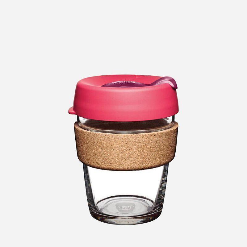 Кружка KeepCup Brew - Cork Edition 12oz (340мл) Flutter