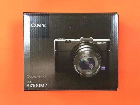 Sony Cyber-shot DSC-RX100m2 НОВЫЙ