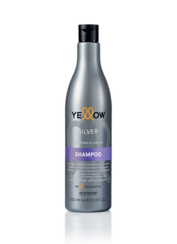 Шампунь Еллоу анти-желтый для холодного блонда и седых волос 500мл