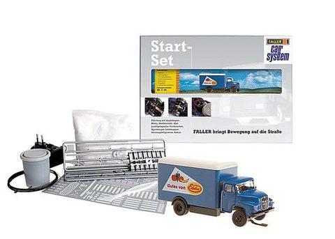 Faller 161503 Стартовый набор с грузовиком LKW MAN 635 Ep. III, HO