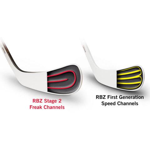 Клюшка хоккейная композитная CCM RBZ 2 GRIP SR Hockey Composite Stick