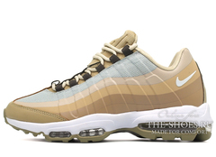 Кроссовки Мужские Nike Air Max 95 Ultra Gold White