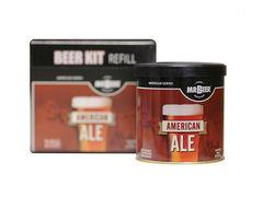 Солодовый экстракт Mr.Beer American Ale