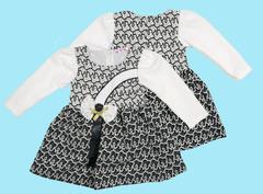 AD4092 платье бант