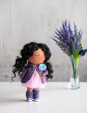 Кукла Жасмин. Коллекция La Petite.