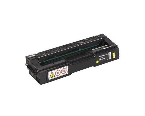 Картридж желтый Ricoh Aficio SPC220E type для SPC220N/S/221N/SF/222DN/SF/240DN/SF. Ресурс 2000стр. (406055)