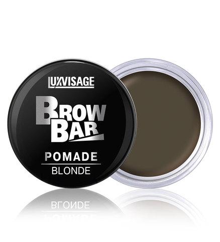 LuxVisage Помада для бровей Brow Bar  тон 1(Blonde) 6 г