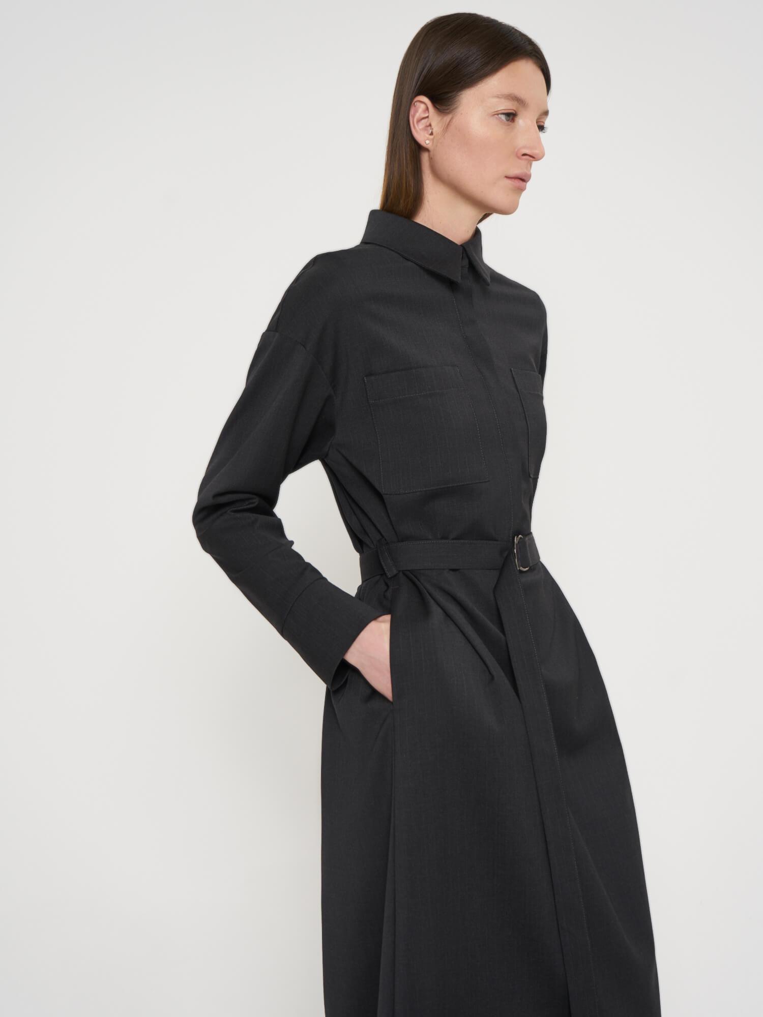 Платье-рубашка Kamila